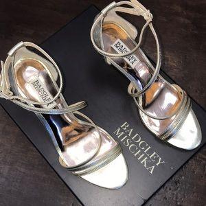 Badgley Mischka Shoes - Badgley Mischka Carnation II Wedges
